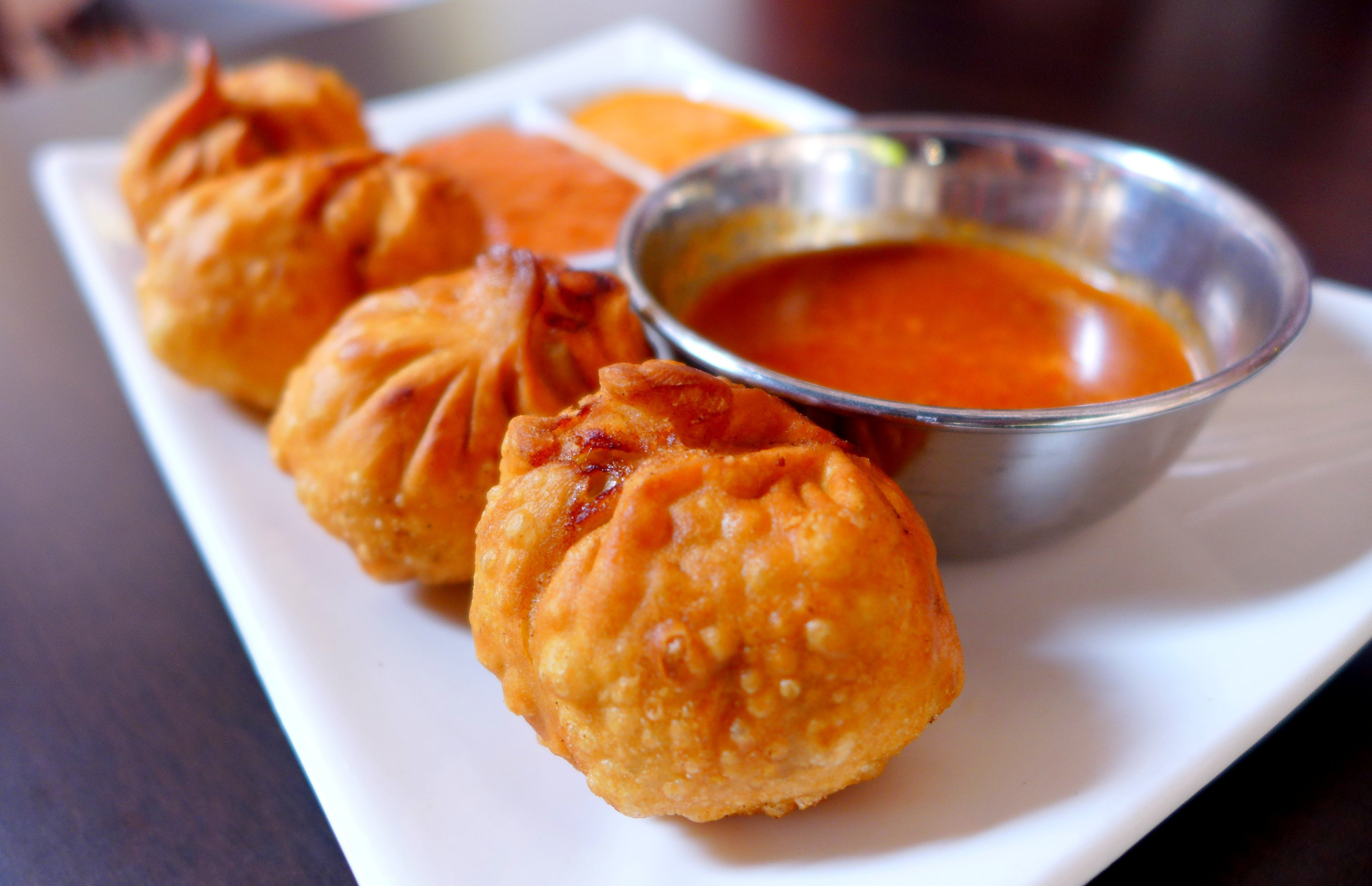 Delicious Momos on You Are What Eat