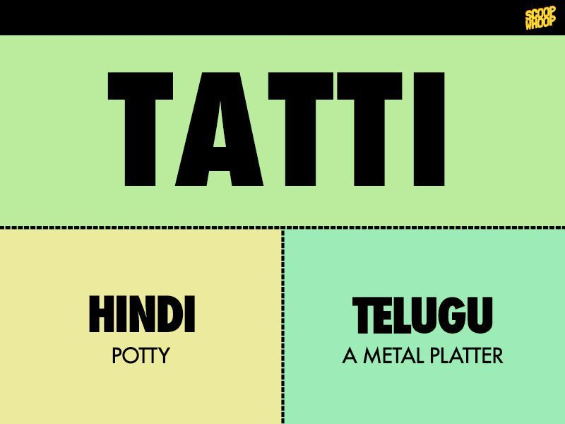 18 Words That Mean Different Things In Different Indian Languages