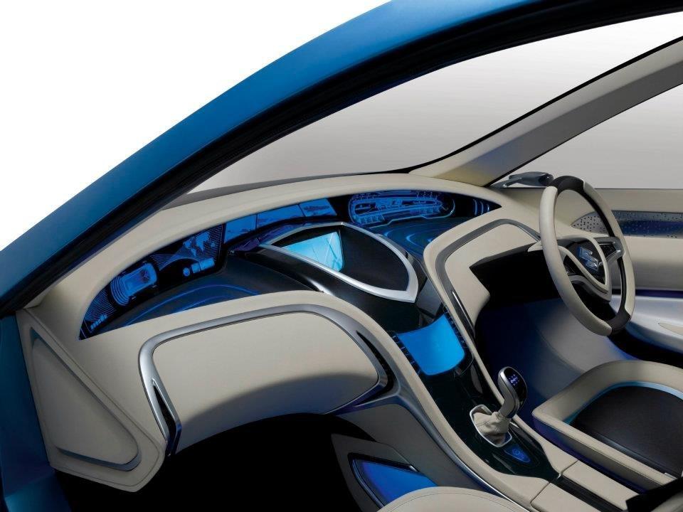 3 The Suzuki R3 More Commonly Known As Ertiga