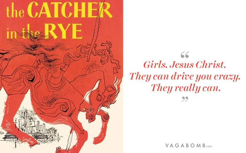 Sexuality in catcher in the rye