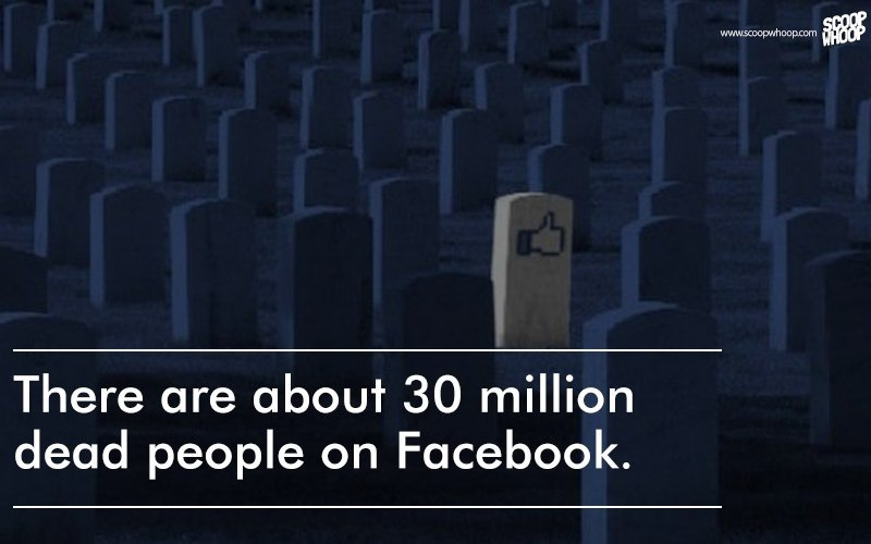 facebook accounts of dead people