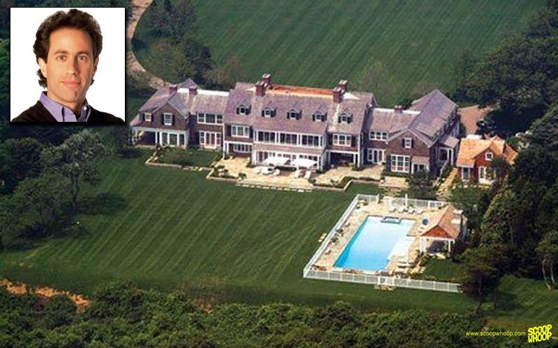 This is what your favourite celebrities 39 luxurious houses for Celebrities homes in nyc