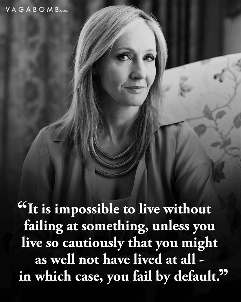 10 jk rowling quotes that evince why she's our queen
