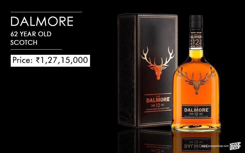 Top 10 Most Expensive Liquors In The World