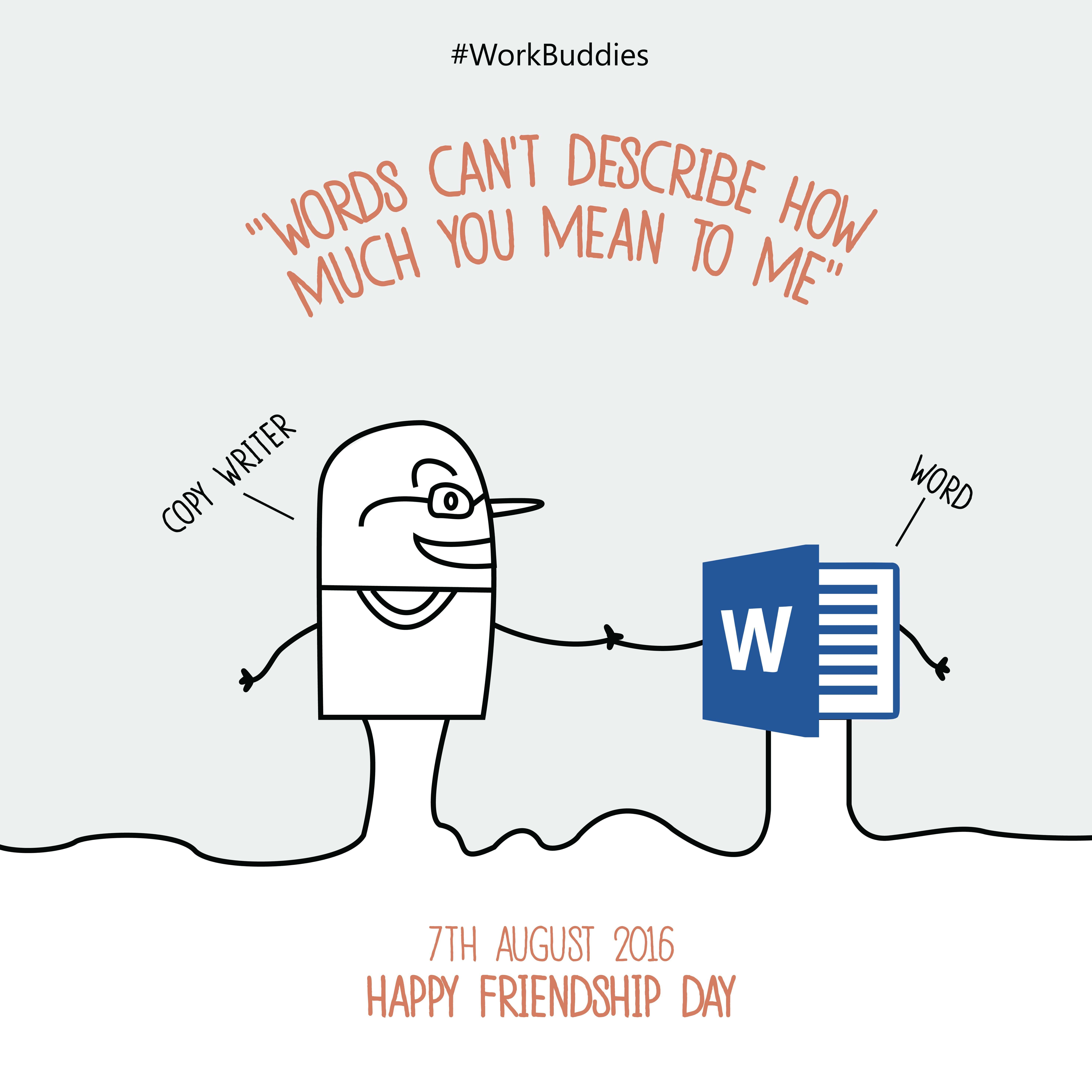10 Friendship Day Posters That Celebrate Every Millennials Close