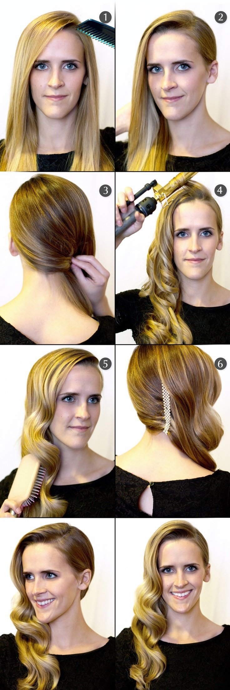 12 Simple & Easy Hairstyles For Girls Who Are Always In A Hurry