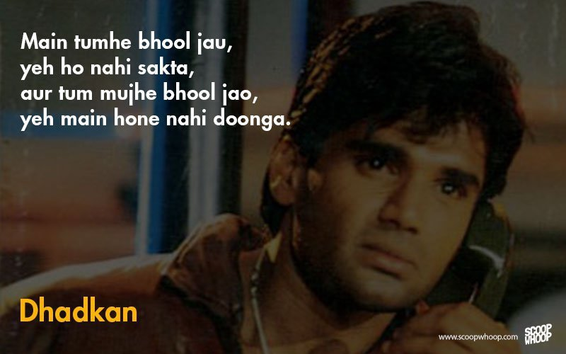 12 super cheesy romantic dialogues that only sunil shetty
