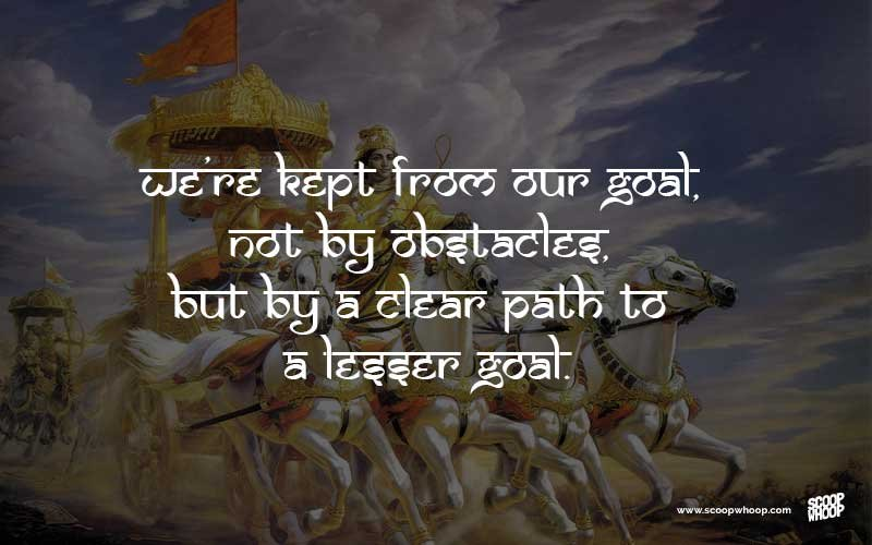 30 Bhagavad Gita Quotes That Have Life Changing Lessons