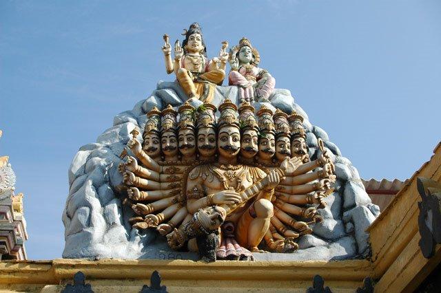 ảnh sử thi,có thật,Ramayana,ấn độ