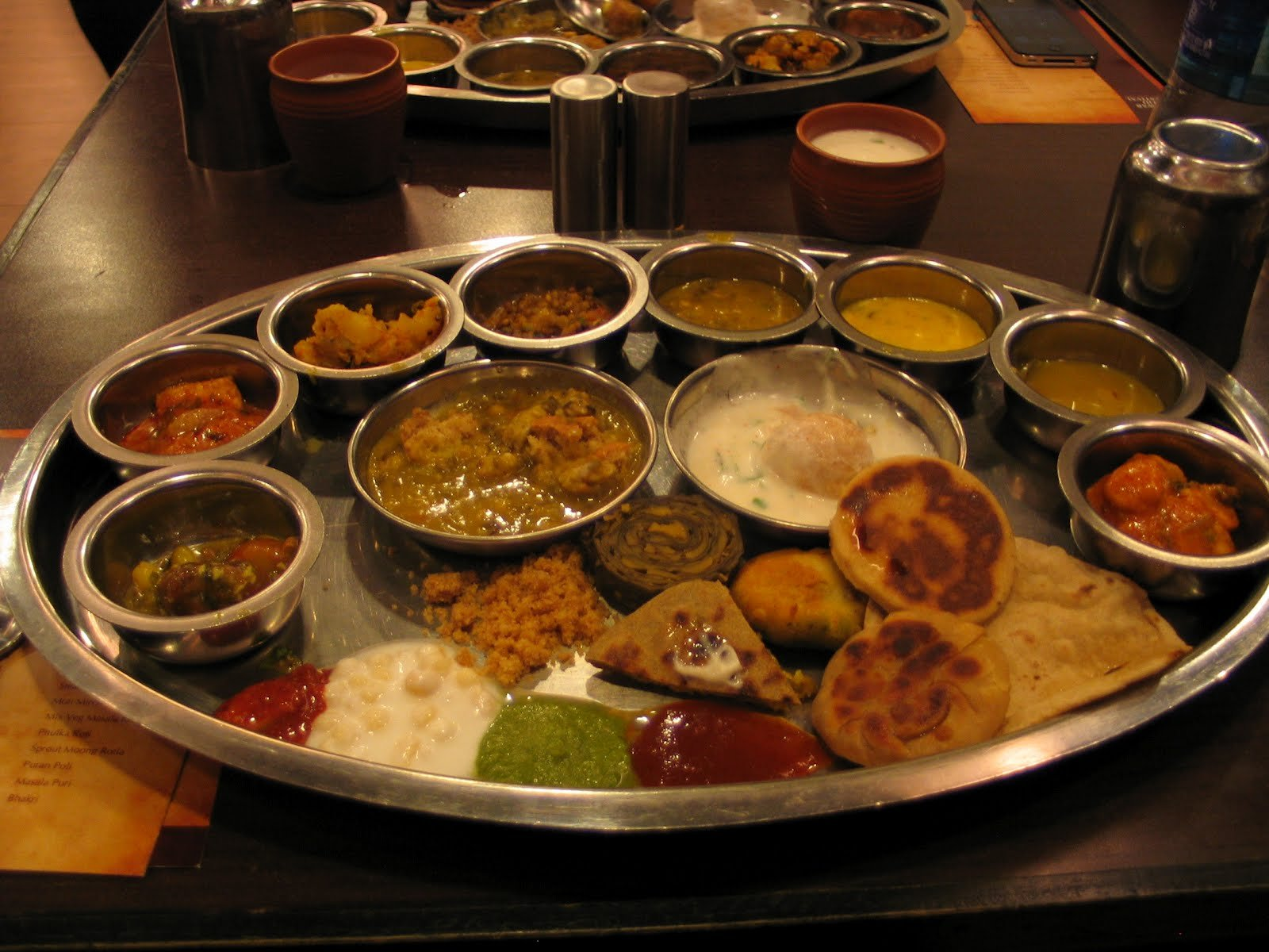 10 thalis from around india that will take you to food