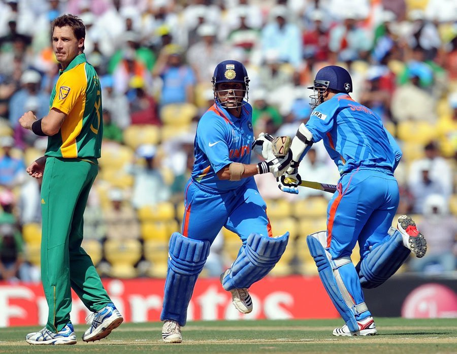 Here Are India's 16 Best Moments From The 2011 Cricket