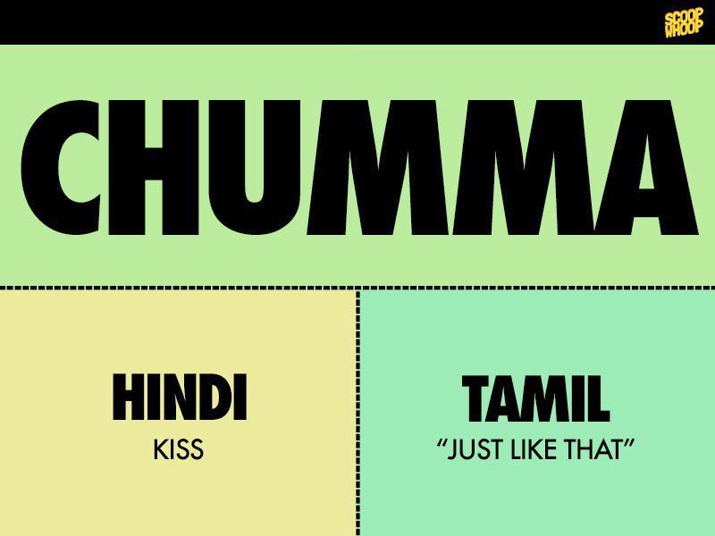 meaning of resemblance in hindi