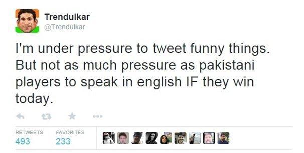 Sounds Exactly Like Pakistan