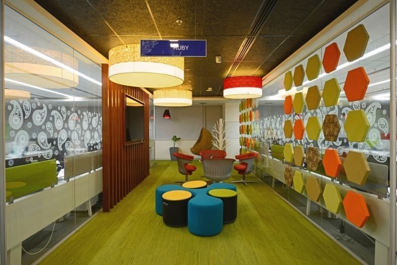 16 Office Spaces In India So Cool That You Ll Wish You