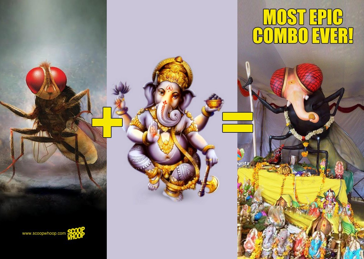 these memes explain why ganesha u2019s cool new avatars are