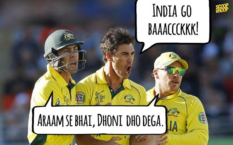 11 Memes That Will Charge You Up Ahead Of Thursdays India Australia Semi Final
