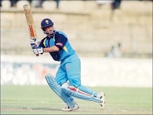 Image result for Indian Jersey in 2000