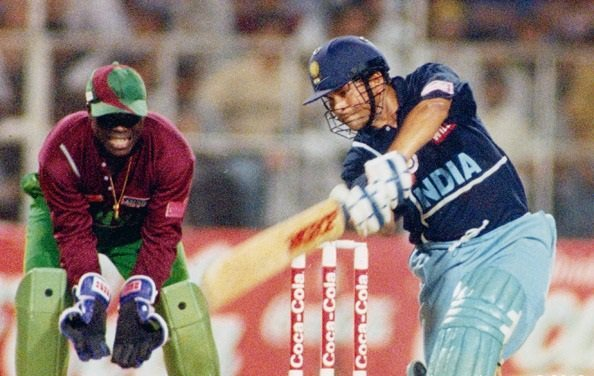 Image result for 1997 Indian cricket dress in 1998