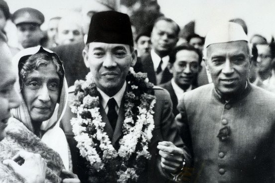 Image result for The Indonesian President Sukarno republic day india