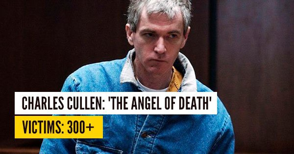 an analysis of the serial killer charles cullen Serial killer nurse charles cullen in court in 2006 angels of death tells how nurse charles cullen killed patients emily webb, herald sun january 5, 2015 4:11pm.