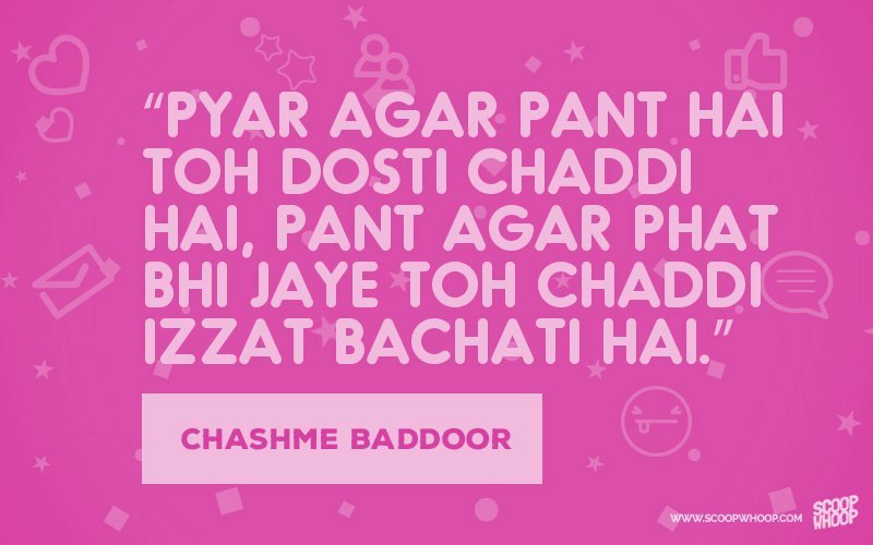 13 Bollywood Dialogues On Dosti That You Can Use On Your Friend