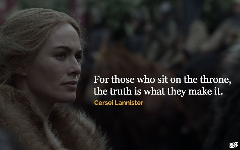 30 Unforgettable Quotes From Game Of Thrones That Share Wisdom About