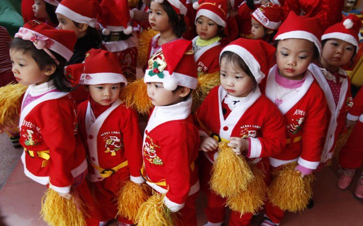 Can Muslims Celebrate Christmas.If Muslims In Brunei Are Spotted Wearing A Santa Hat They