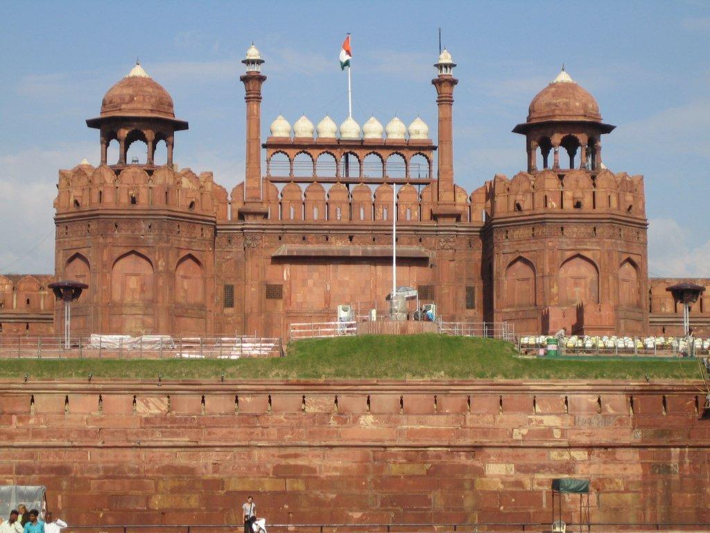 Image result for Red Fort, Delhi hidden passage