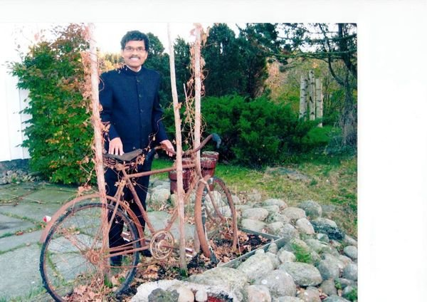 This Indians Story About Cycling Across 8 Countries To Be With His