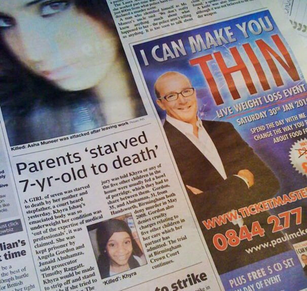 17 epic newspaper magazine fails that you just can t unsee once