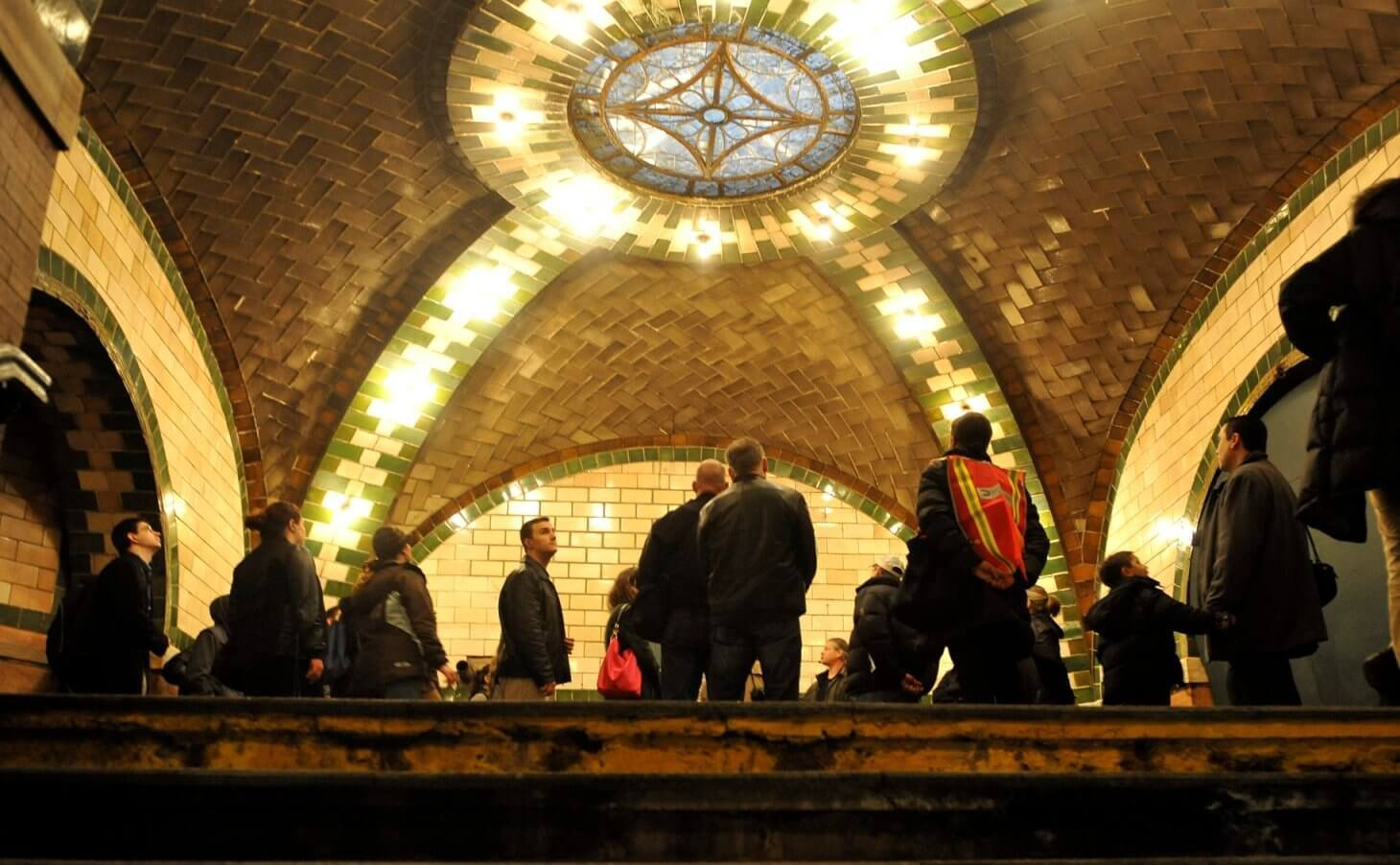 Most People Don't Know About This Gorgeous Abandoned Subway Station Hiding Under New York City