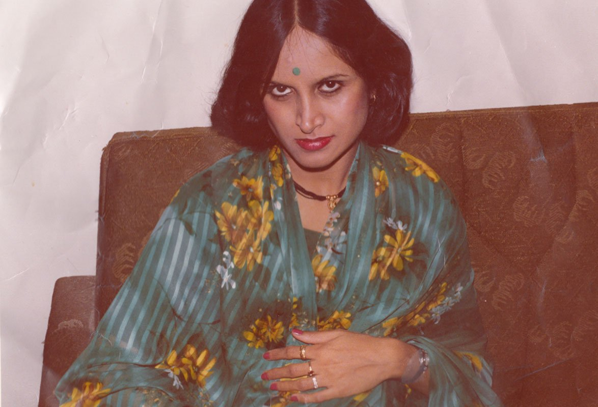 a transgender artist recreated photos of her mother while vivek shraya a toronto based transgender artist recently created a photo series d trisha in which she recreated photos of her mother