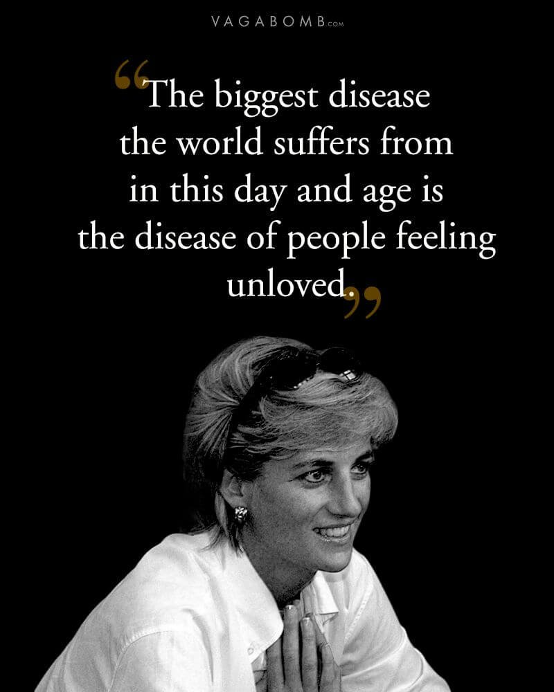 20 Princess Diana Quotes That Are a Reminder of Why She ...