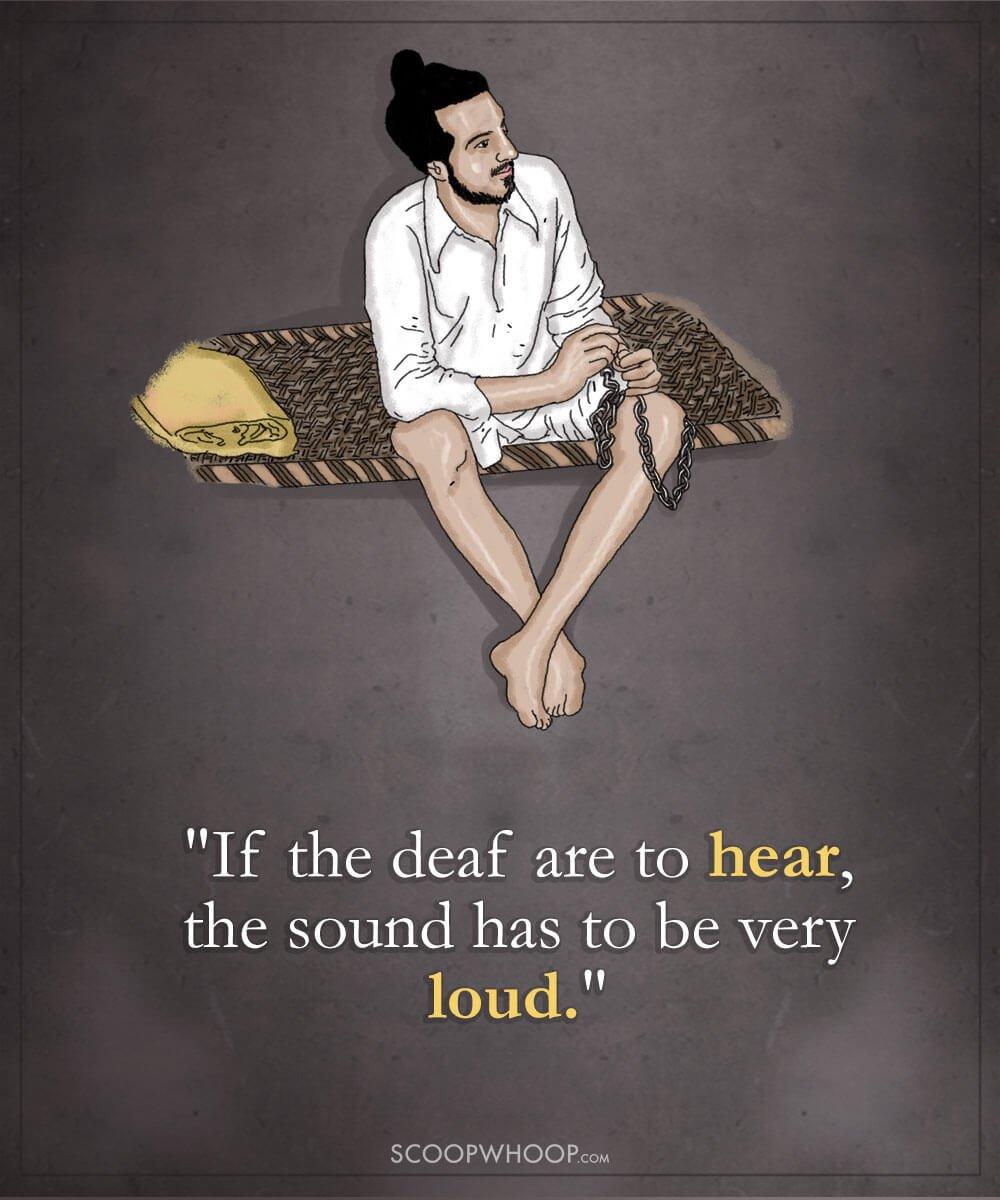 In the Legendary Memory of Martyr Bhagat Singh Sir 17