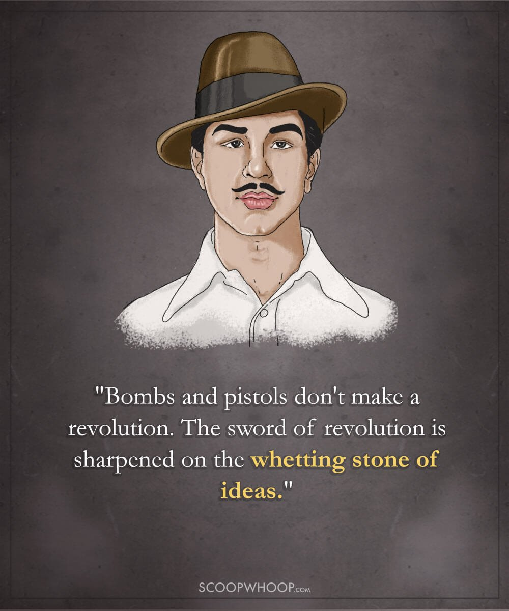 In the Legendary Memory of Martyr Bhagat Singh Sir 18