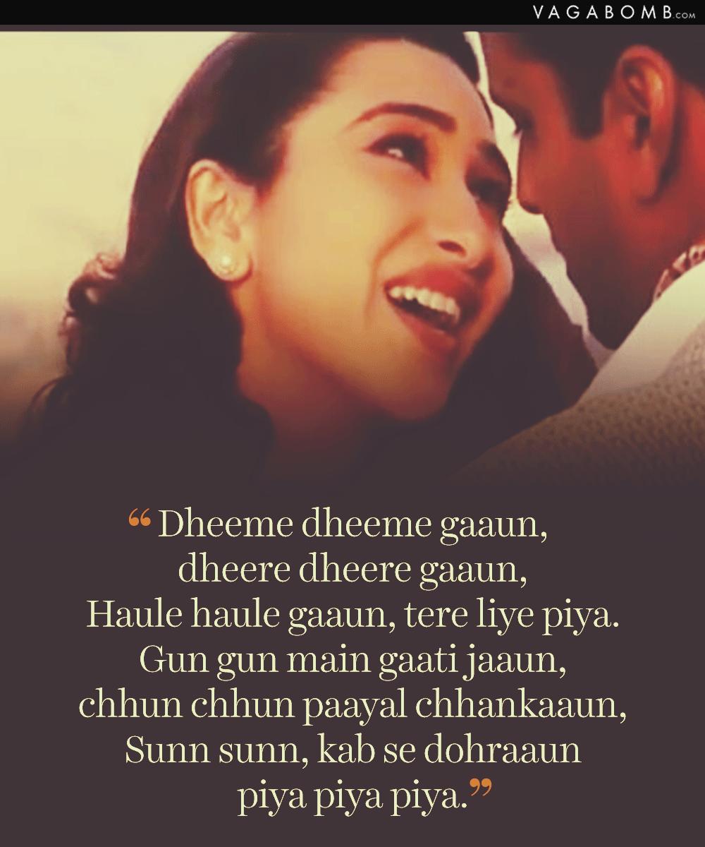 10 Kavita Krishnamurthy Lyrics That Will Make Every Millennial Bollywood Fan Super Nostalgic Collection by sushma batra laxman. 10 kavita krishnamurthy lyrics that