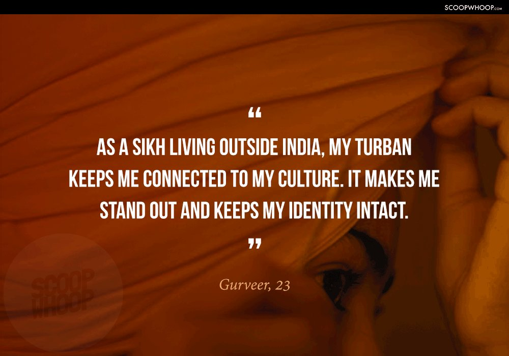 A Turban Is A Thing Of Pride For Every Sikh Man  These Men