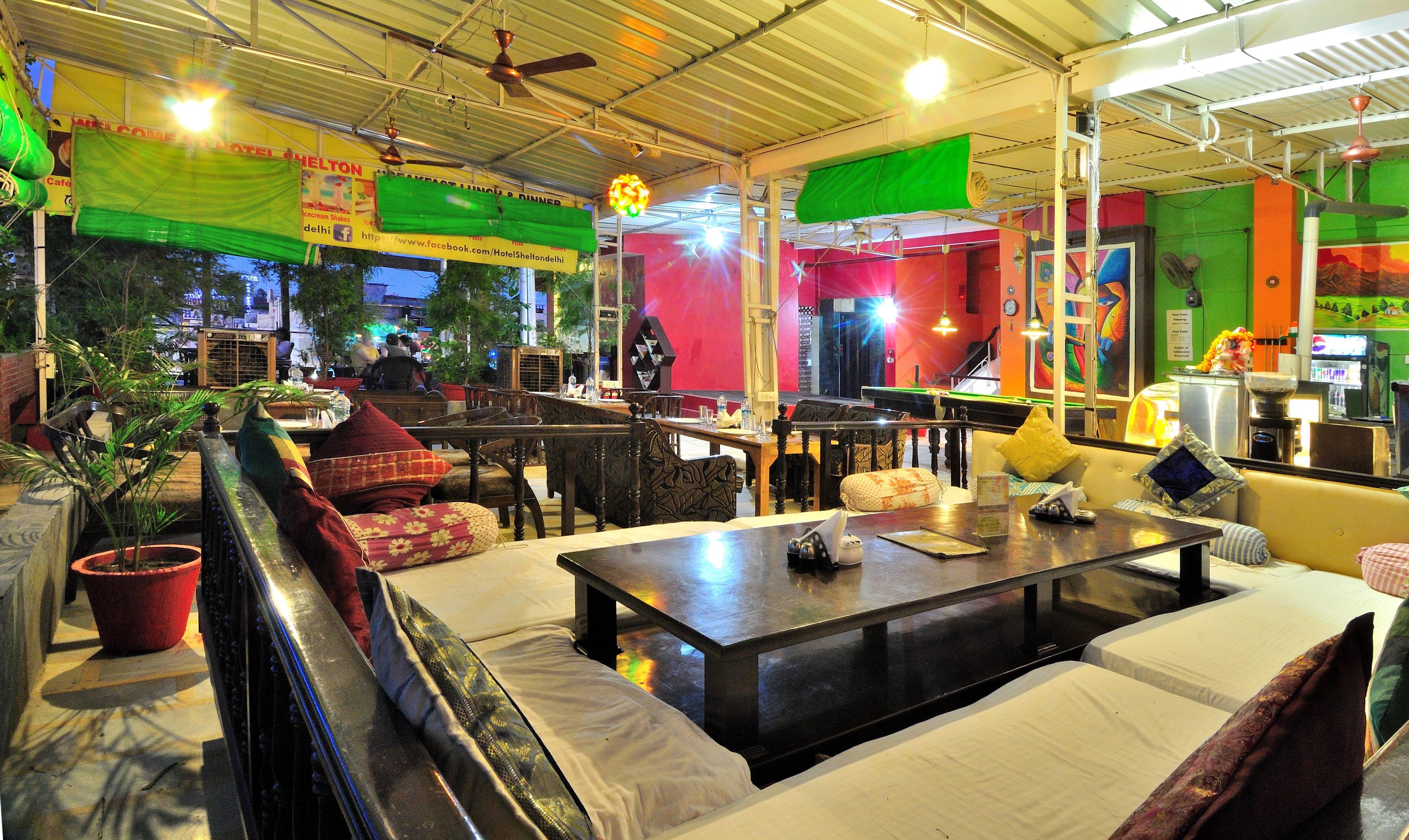 Image result for kitchen cafe roof top restaurant