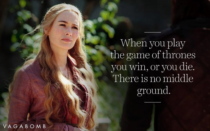 10 Cersei Lannister Quotes To Use In Real Life Situations