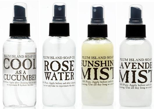 Image result for Use a refreshing face mist to look & smell fresh