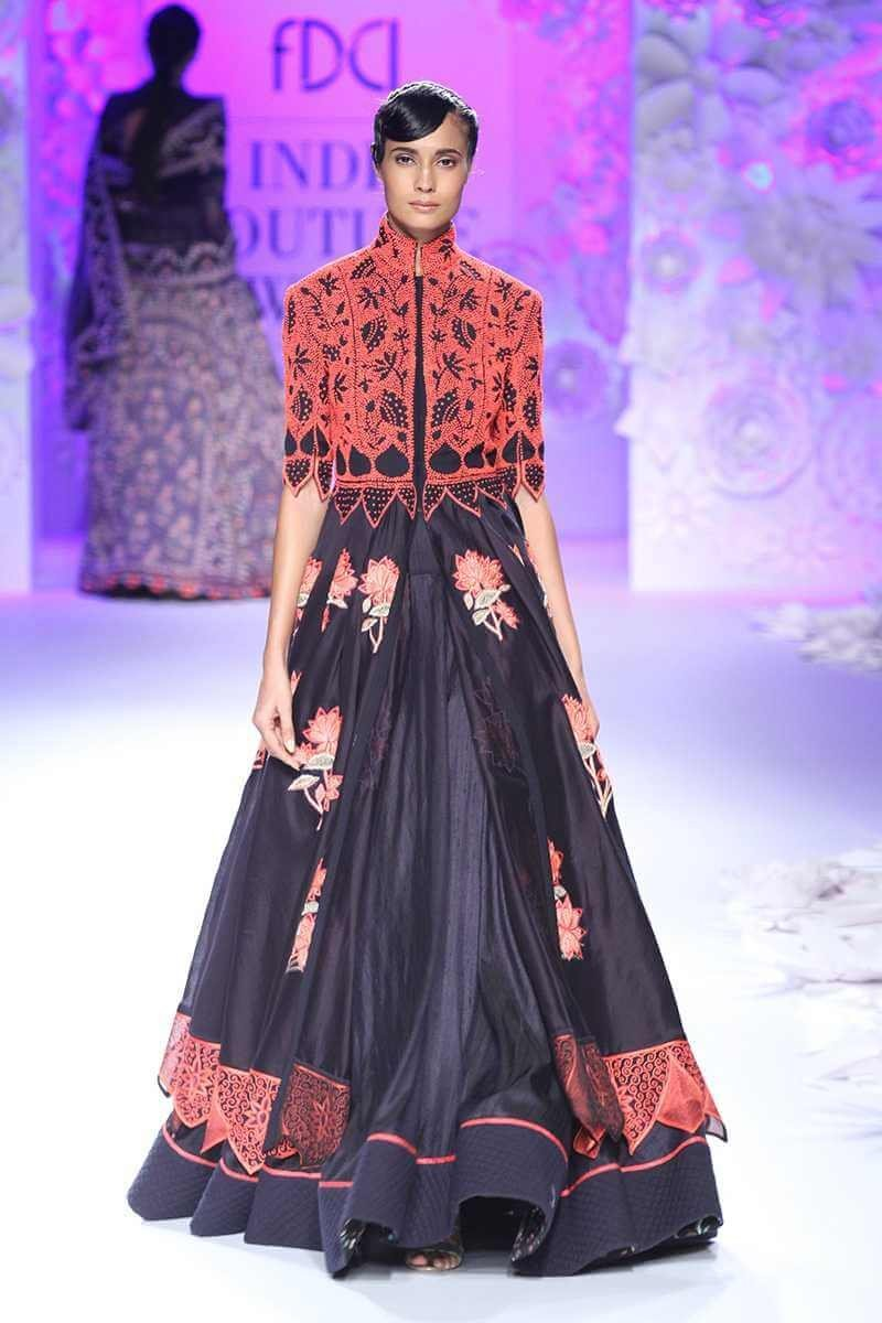 Vagabombpicks Wedding Inspiration From India Couture Week 2016