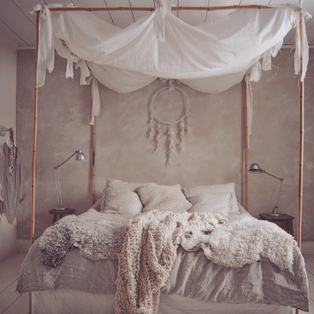 Simple Decorating Ideas To Make Your Room Look Amazing: 25+ Simple DIY Solutions To Make Your Bedroom The Coziest