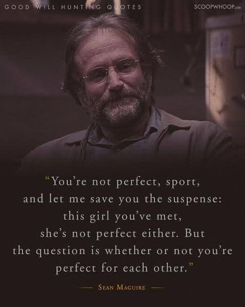 20 Moving Quotes From Good Will Hunting About Life Love And How To