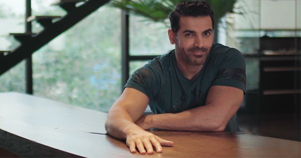 Guys John Abraham Just Took Us On A Tour Of His Home And