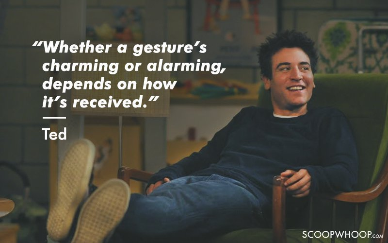 Himym Quotes 20 HIMYM Quotes That Capture Life Just Perfectly Himym Quotes