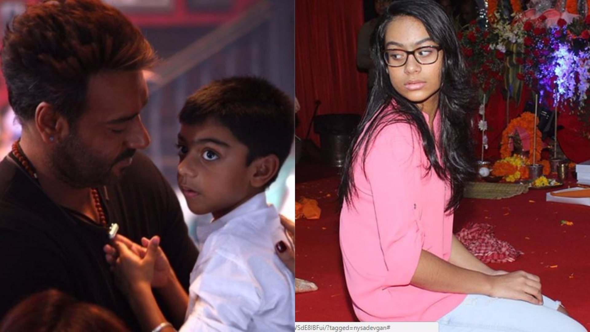 Here's Why Kajol And Ajay Devgn Keep Their Kids, Nysa ...