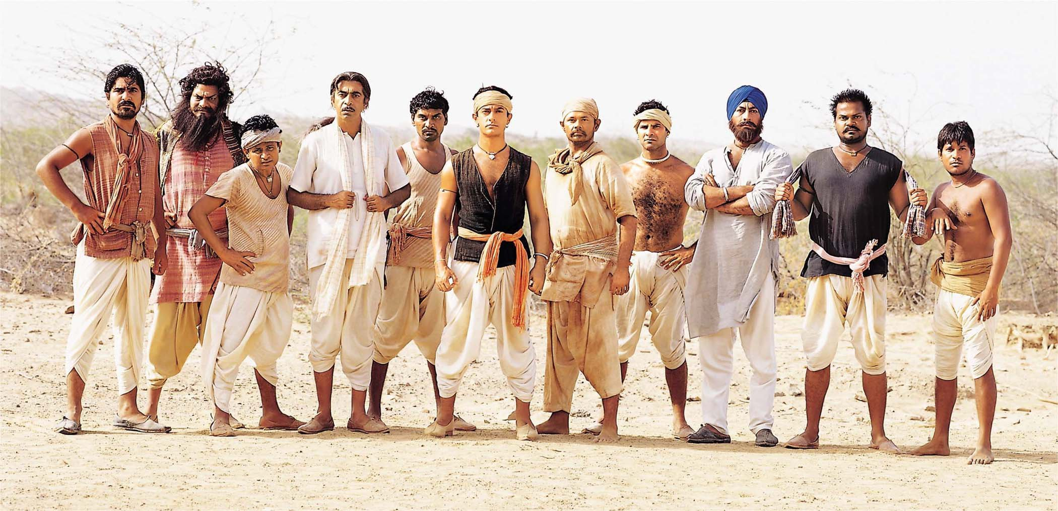Image result for lagaan