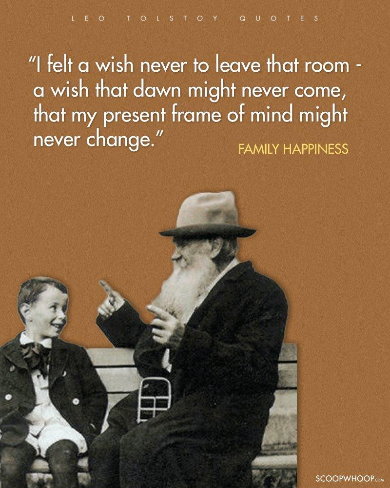 Memorable Quotations: Leo Tolstoy