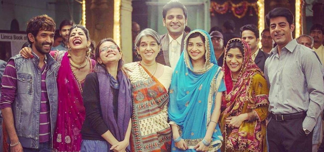 Lipstick under my burkha cast release date