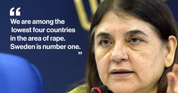Face the Reality of Sexual Violence in India, Maneka ...